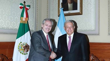 México y Argentina estrecharon lazos comerciales con una colaboración en el sector alimentos