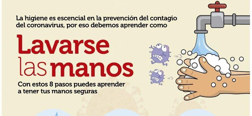 Gobernación de Tarija ayuda en la prevención ante alarma de coronavirus