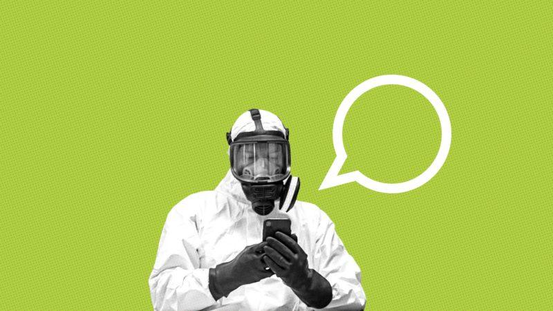 La OMS lanzó un servicio de información sobre el coronavirus en WhatsApp