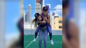 Se separó de su mujer y se casó con su sobrina: el futbolista estrella que causa revuelo en Brasil