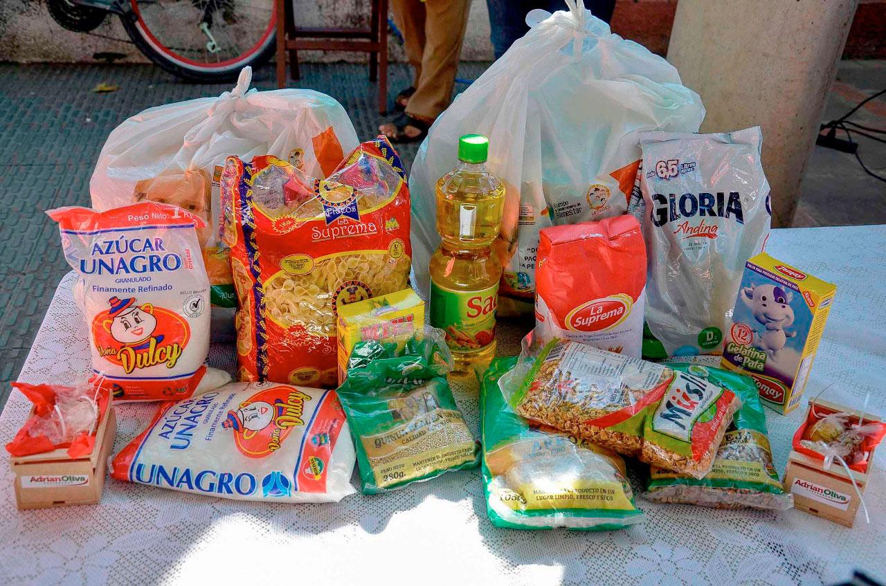 Sedeges apresura gestiones para entregar las canastas para personas con discapacidad de Tarija