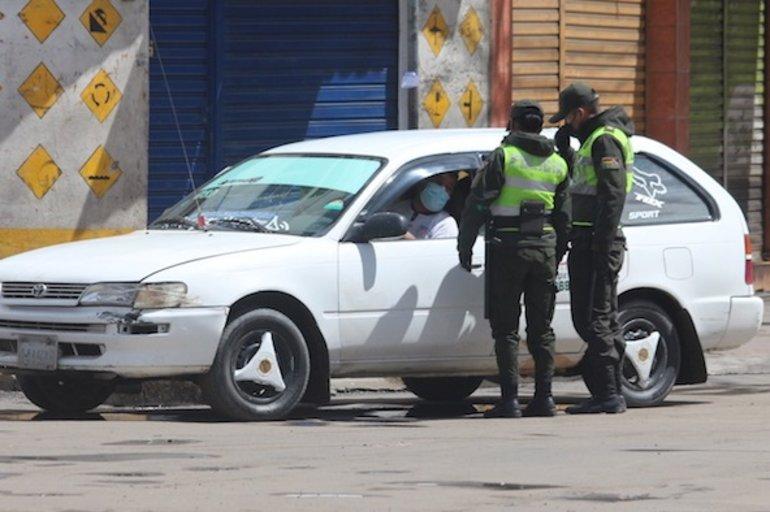 Tránsito de Tarija dispone de unos 60 efectivos para realizar controles durante las Elecciones