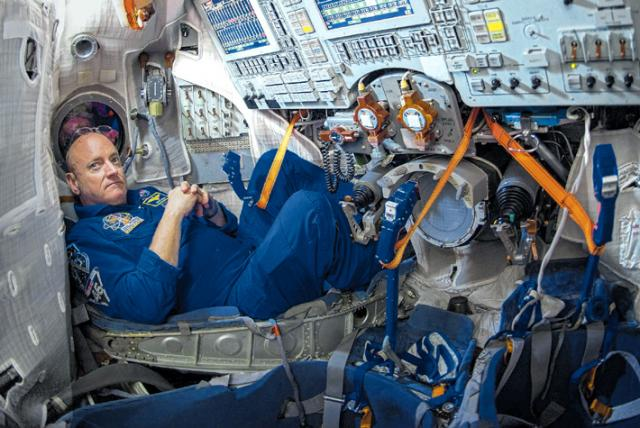 Los consejos sobre aislamiento de Scott Kelly, el astronauta que pasó un año en el espacio