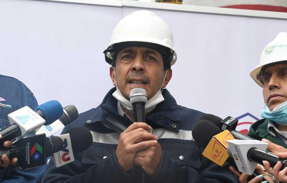 Diputado Huanca solicita informe sobre avance del proceso contra el exministro transitorio Zamora