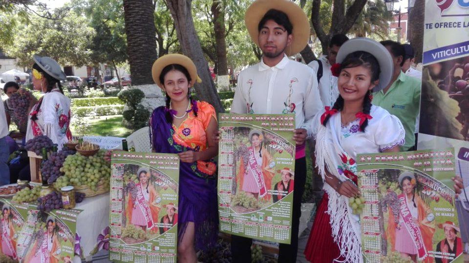 Negro Palma y Ronald Arteaga amenizarán la Feria Rotativa de la Uva en Calamuchita