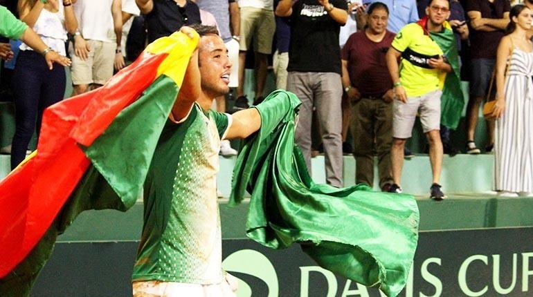 Tokio 2020: Hugo Dellien debutará ante Novak Djokovic