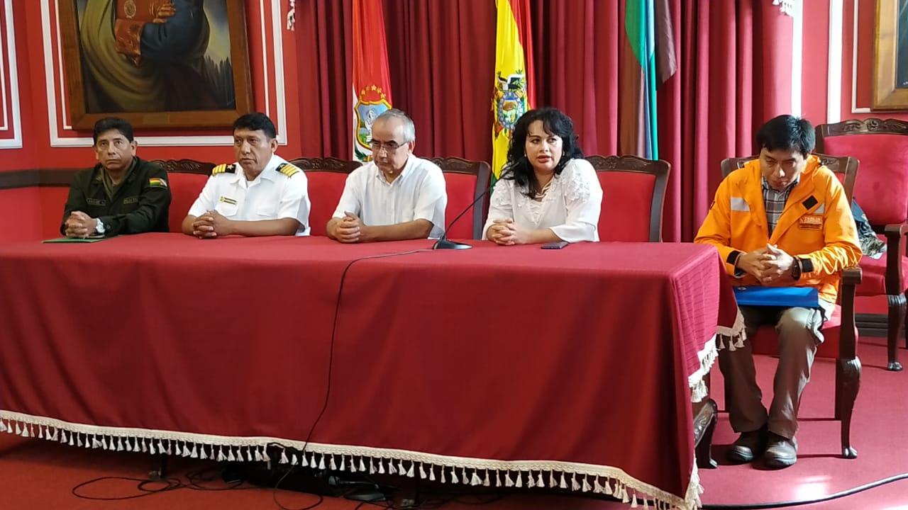 Registran 4 casos sospechosos de coronavirus en Tarija