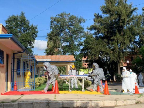 Iglesia rechaza declaraciones del Sedes Tarija sobre el paciente con coronavirus