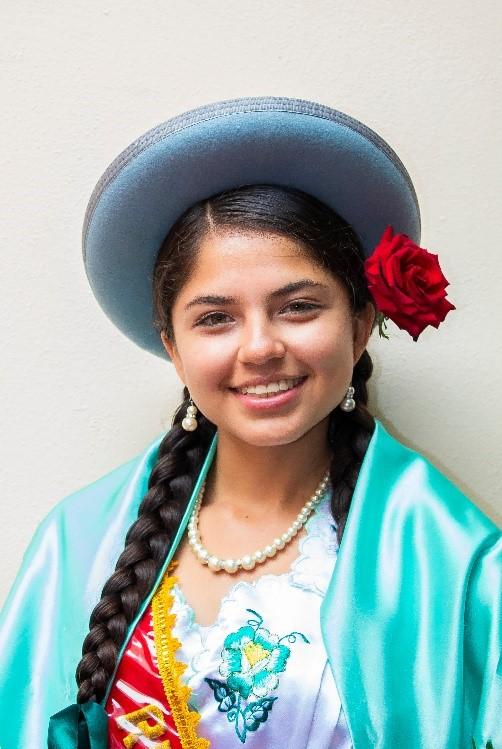 Rosa Perales, la reina que se ganó el cariño de Tarija