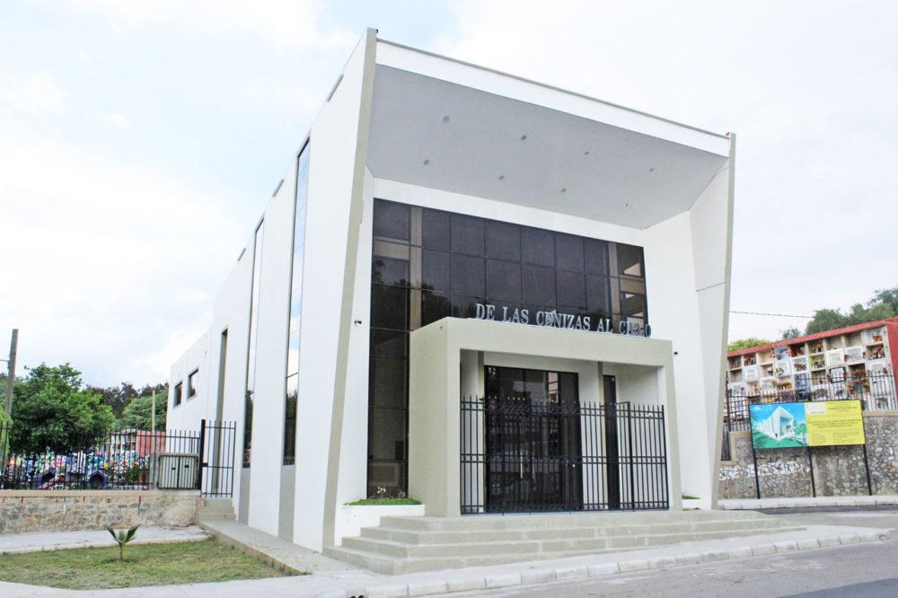 Alcaldía de Tarija anuncia cremación gratuita en caso de fallecimiento por coronavirus