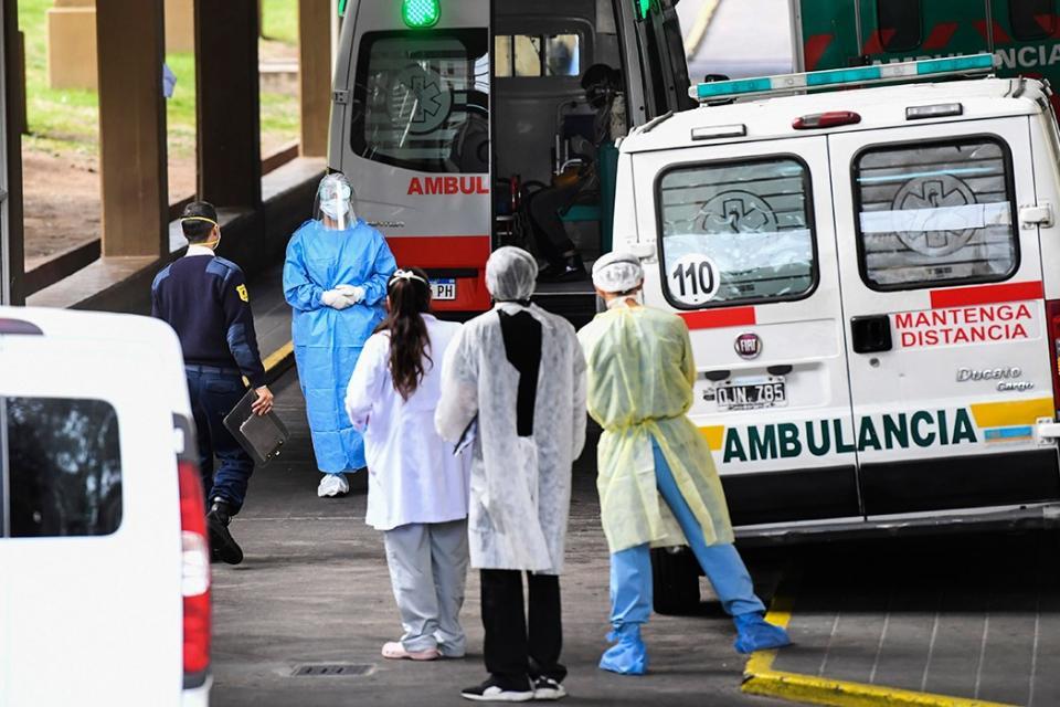 Coronavirus en Argentina: confirmaron 426 muertes y 15.077 contagios en las últimas 24 horas