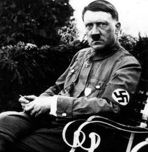 Adolf Hitler, el Führer,
