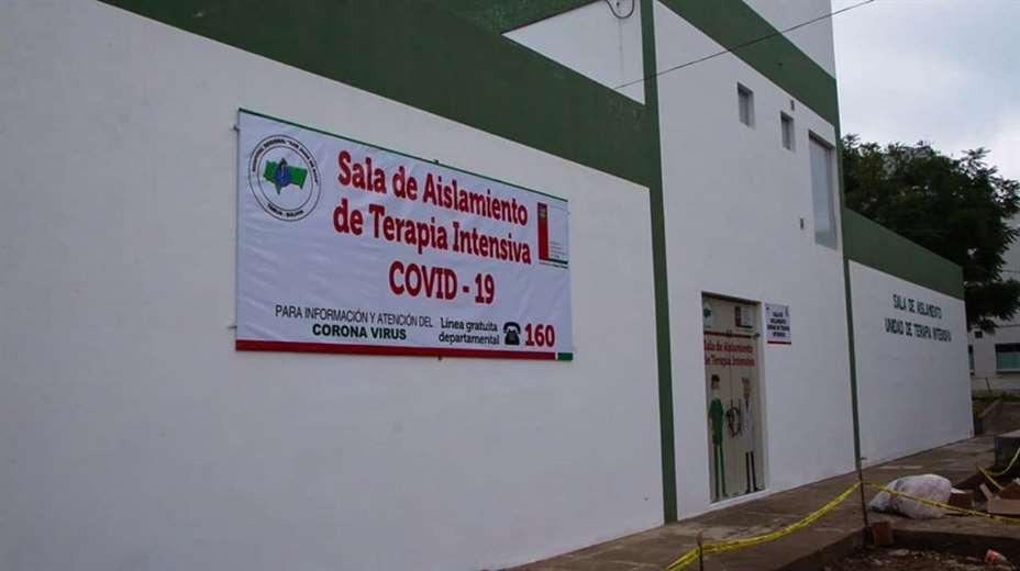 Sedes reporta 80 nuevos casos de coronavirus en Tarija, positivos suben a 4.587