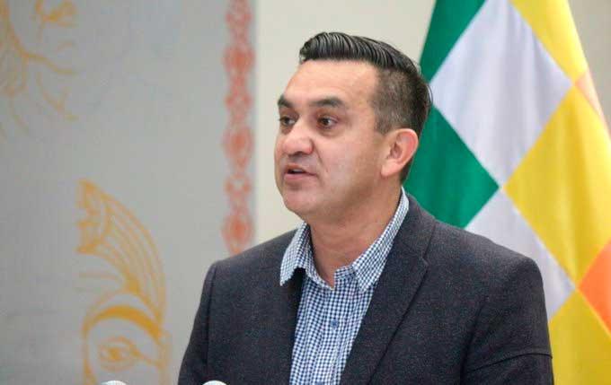 Núnez: Asamblea trata de tapar ganancias ilícitas de Luis Arce al destituir al Procurador