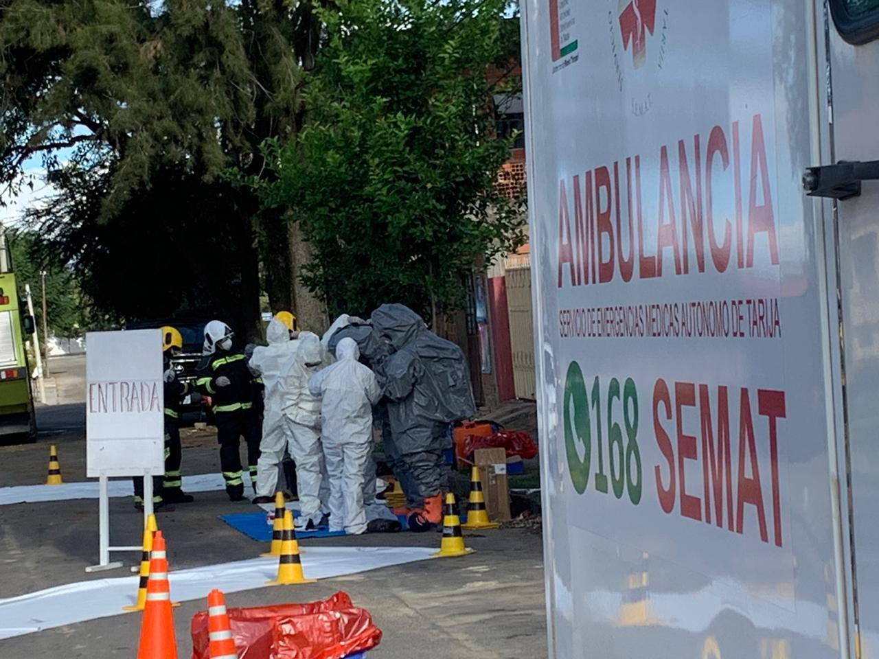 Habilitarán un centro municipal para la internación de pacientes con coronavirus en Tarija