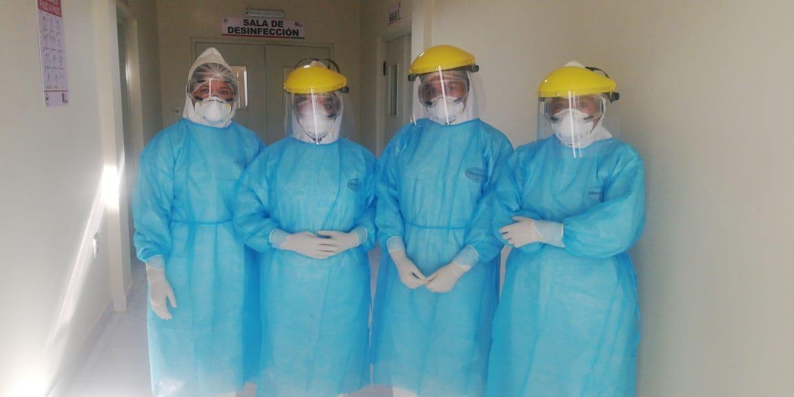 Anuncian mejoría considerable en la salud del paciente positivo con coronavirus en Tarija