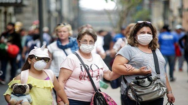 Coronavirus en México: se registraron 9,187 nuevos contagios y 303 muertes