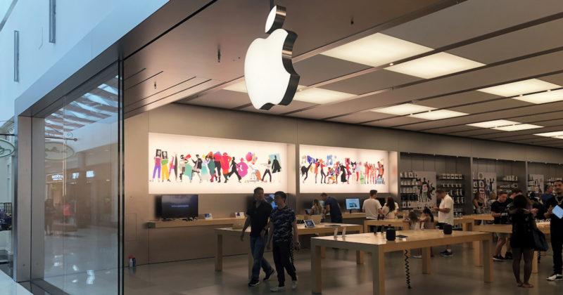 Apple comenzará a reabrir locales en los Estados Unidos a partir de la semana próxima