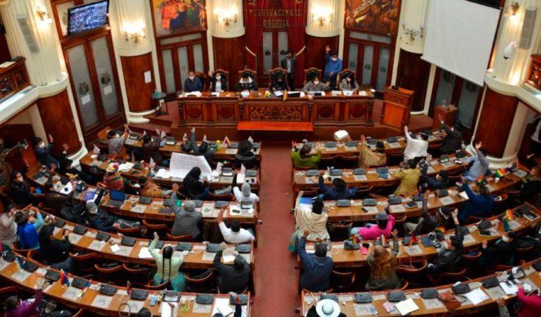 Diputados sancionan Ley de Estados de Excepción, la cual es rechazada por el Gobierno
