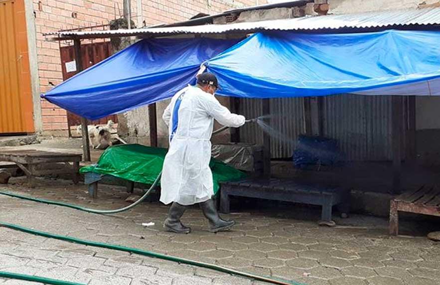 Replegaron a 39 médicos y enfermeras tras hostigamiento en Caranavi
