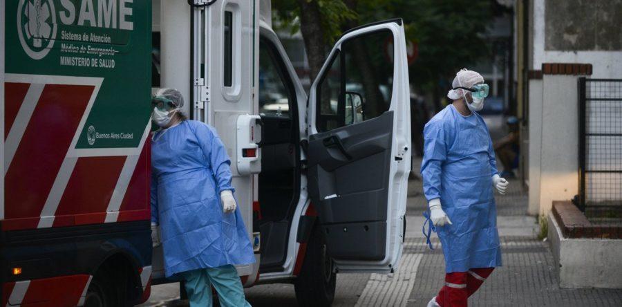 Coronavirus en Argentina: confirmaron 438 muertes y 14.632 contagios en las últimas 24 horas