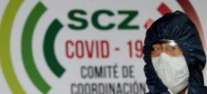 Santa Cruz supera los 2.000 casos de coronavirus y suman 62 los fallecidos