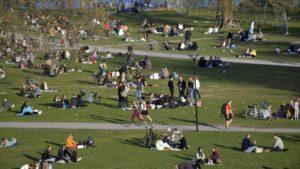 Yo vivo en Suecia y no estoy en pánico por el coronavirus