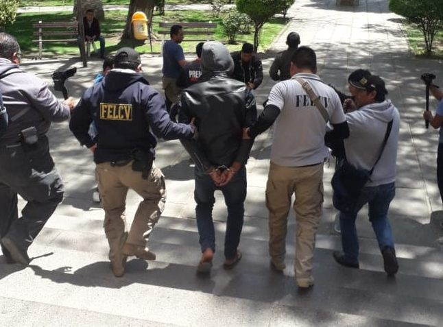 Imputado por el feminicidio de Janeth Tola es enviado a la cárcel de Tarija