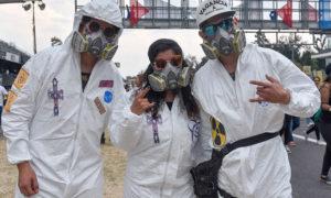 """Alerta en EEUU por las """"fiestas Covid-19"""": personas buscan contraer el virus para hacerse inmunes"""