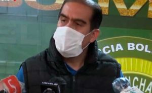 "Caso respiradores: Humérez pasa de ""testigo clave"" a aprehendido"
