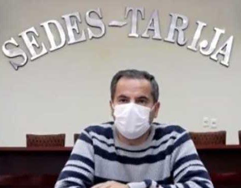 Sedes de Tarija recomienda a la población mantener las medidas de bioseguridad durante las elecciones