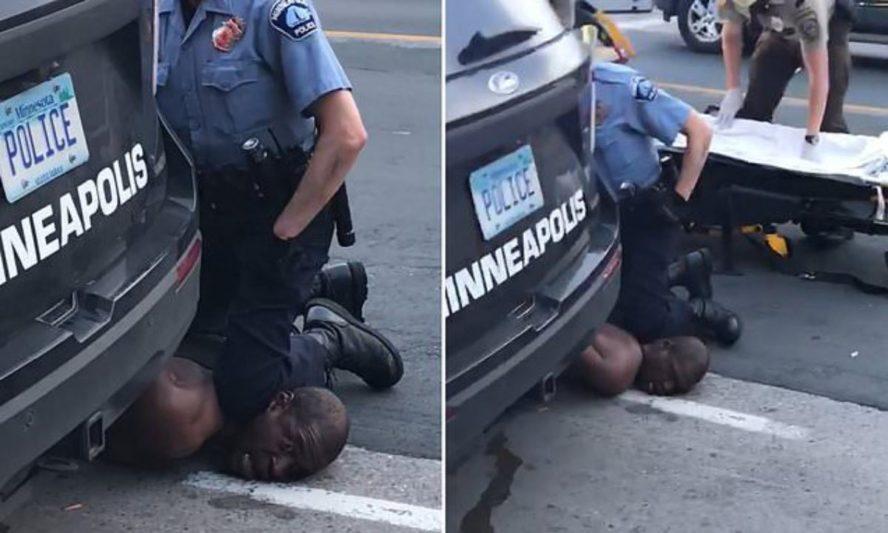 Revelaron la cínica respuesta del oficial que mató a George Floyd cuando le suplicó que lo dejara respirar