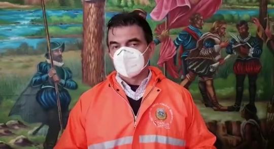 Alcalde de Cercado propone georeferenciar a pacientes con coronavirus en Tarija
