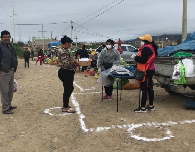 """Fedjuve asegura que las ferias barriales son un """"éxito"""" en la ciudad de Tarija"""