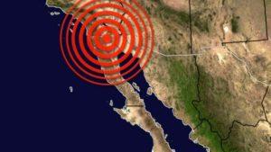 Sismo de magnitud 5 sacudió Tecate, Baja California