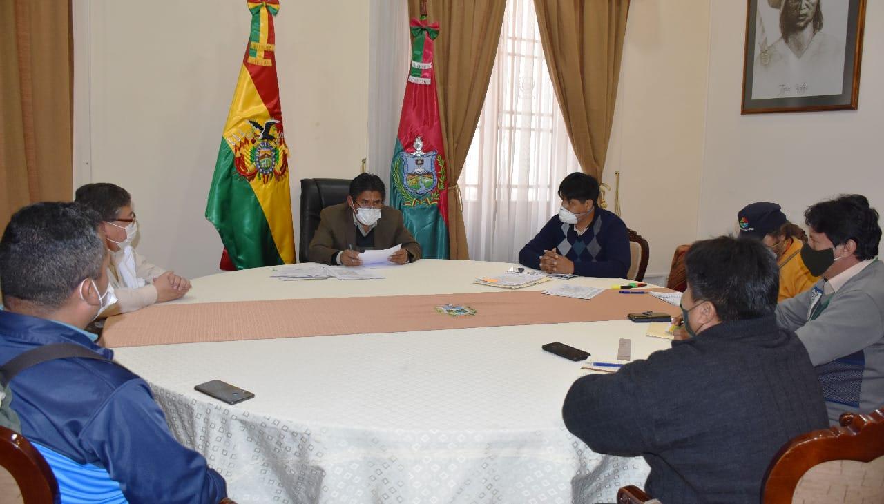 Gobernación de La Paz informa que personal de salud retornará a Caranavi