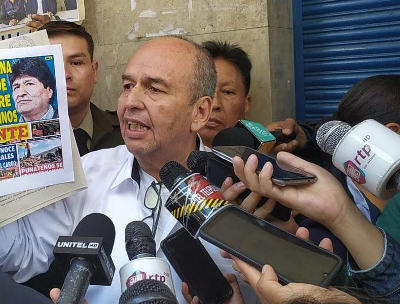 Murillo pide un mínimo de 30 años de cárcel para Morales