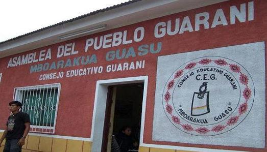 Pueblo Guaraní de Tarija exige el 10% de las regalías del IDH