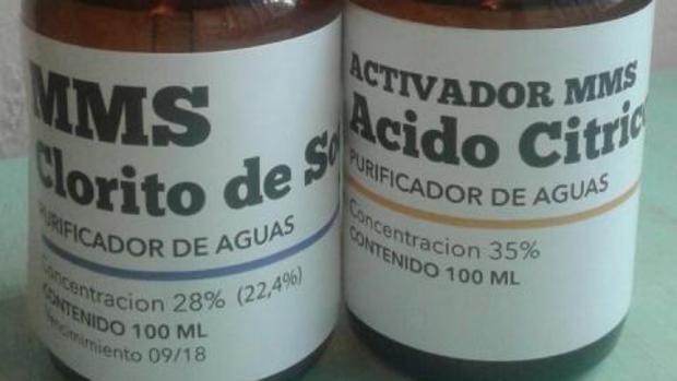 Presentan proyecto de ley para autorizar el uso y distribución de dióxido de cloro en Tarija