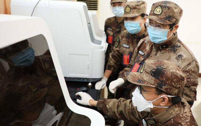 China saltó la Fase 3 y probará una vacuna experimental contra el coronavirus en su Ejército