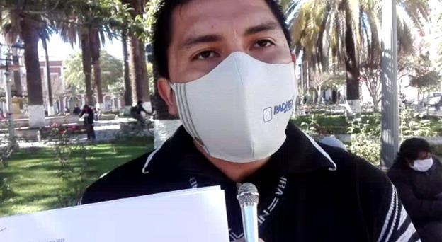 """Ciudadano plantea la entrega de un bono """"Fuerza Tarija"""" para la gente necesitada"""