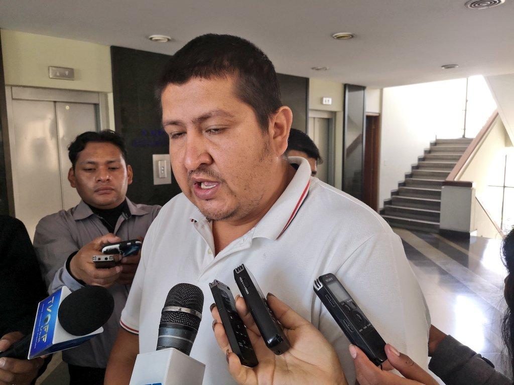 Comité Cívico de Tarija rechaza la realización de las elecciones y pide una nueva fecha