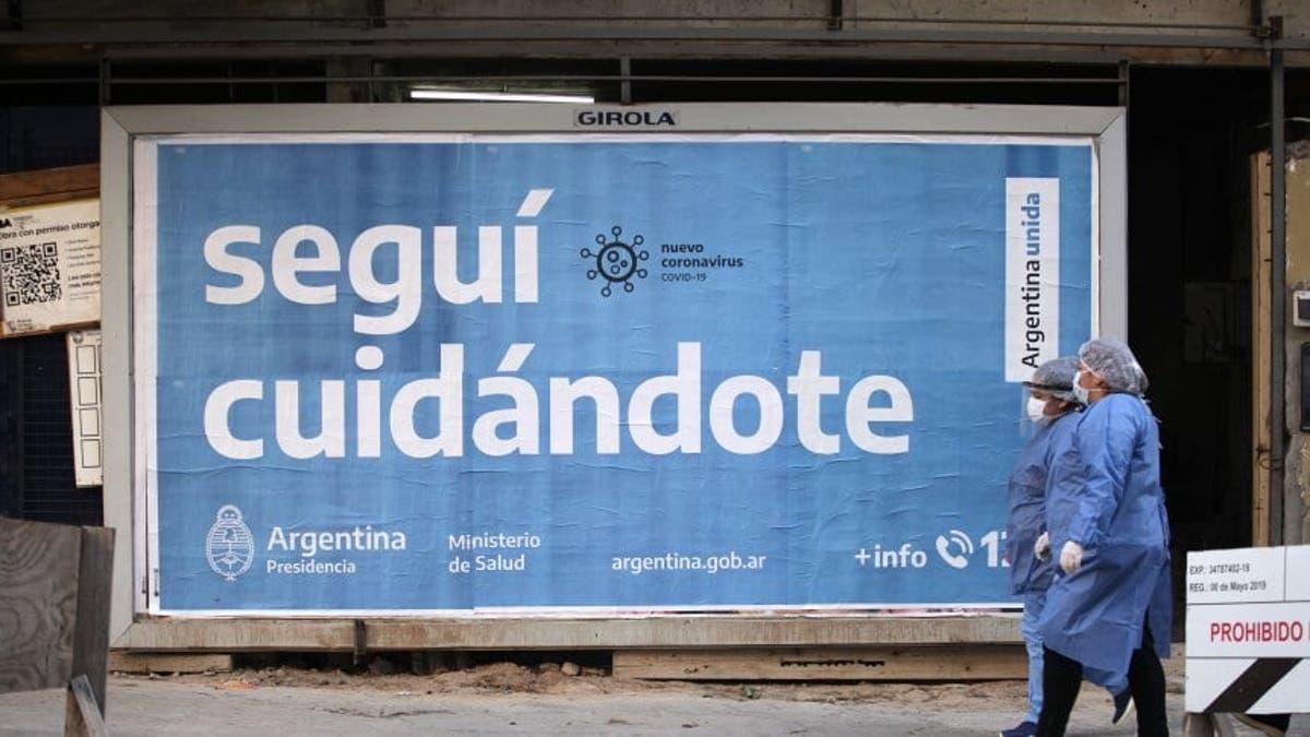 Coronavirus en la Argentina: confirmaron 143 nuevas muertes y 7.886 contagios en las últimas 24 horas