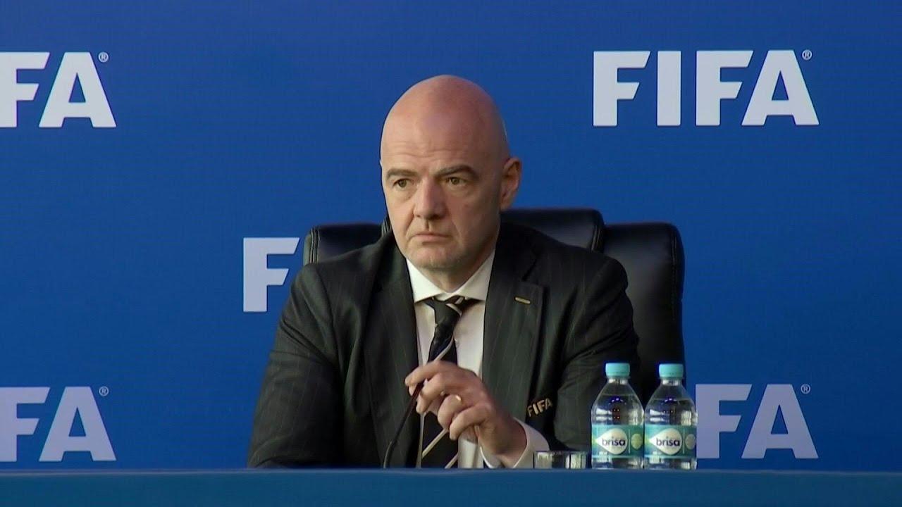 Las siete respuestas que explican por qué el presidente de la FIFA Gianni Infantino es investigado por la Justicia de Suiza