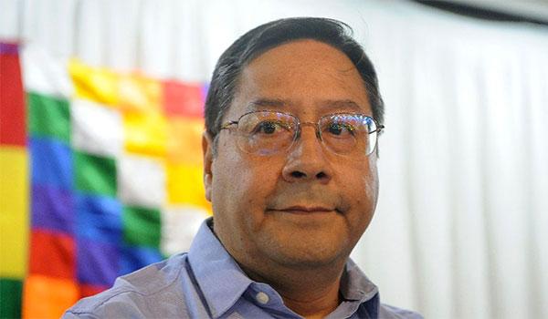 MAS de Tarija anuncia la llegada de Luis Arce Catocora para el 28 de septiembre