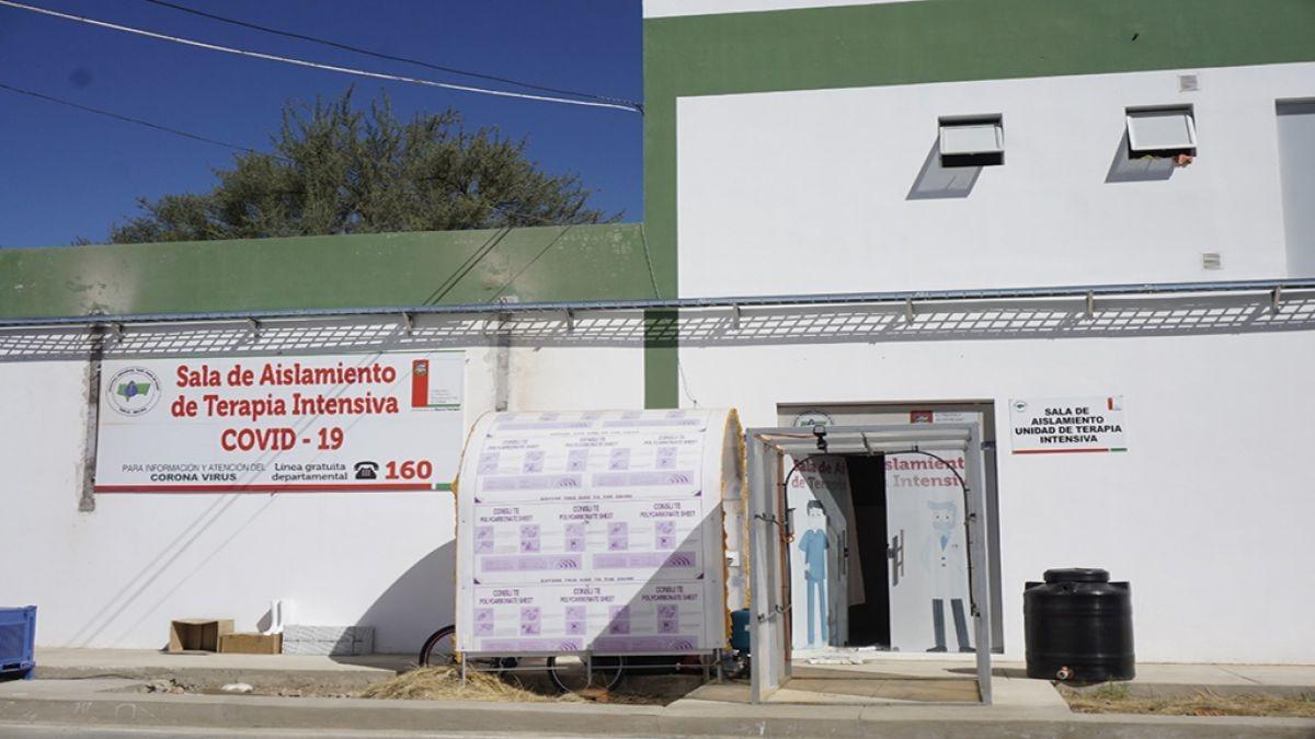 Sedes reporta 66 casos de coronavirus en Tarija, positivos suben a 830