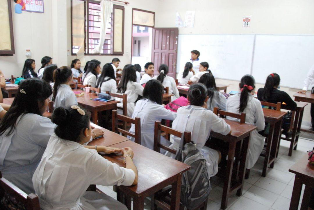 Padres de Familia de Tarija señalan que 139 unidades educativas empezarán las clases de forma virtual