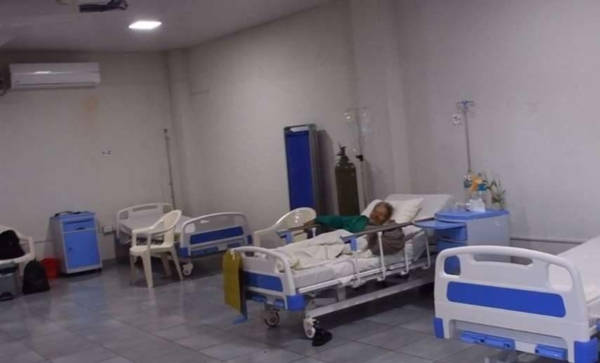 Cierran sala de aislamiento en Yapacaní, ante baja afluencia de pacientes