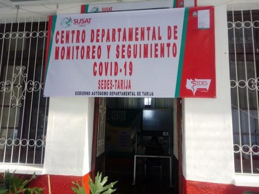 Sedes reporta 12 nuevos casos de coronavirus en Tarija, positivos suben a 16.596