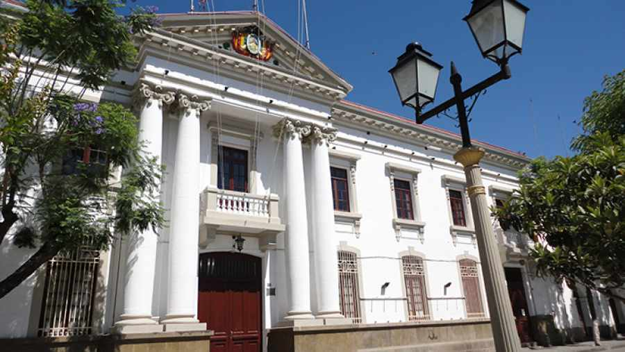 Gobernación de Tarija tendrá un presupuesto de 667 millones de bolivianos para el 2022